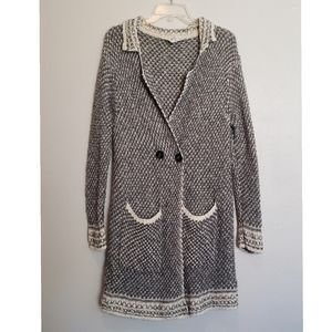 HWR for Anthropologie Long Sweater Cardigan